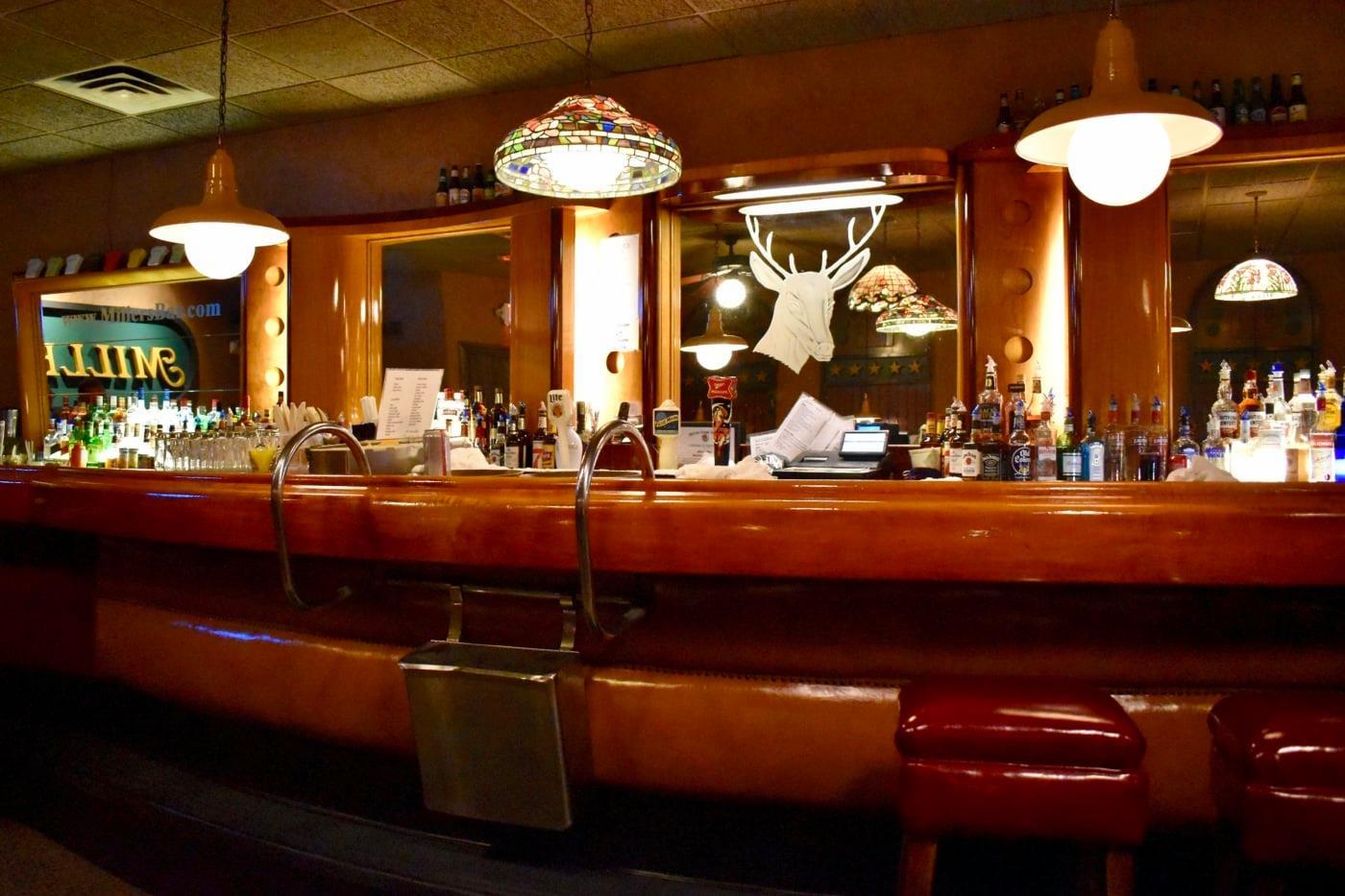Millers Bar General Menu